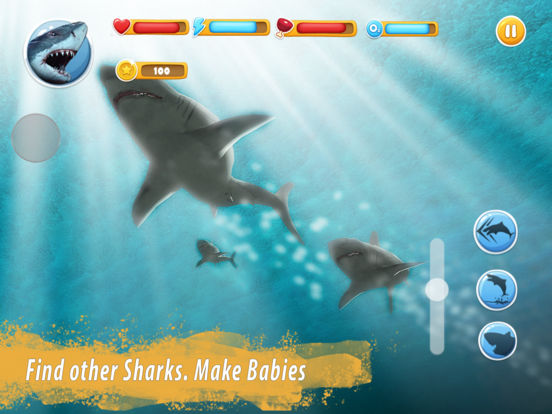Shark Family Simulator Full screenshot 6