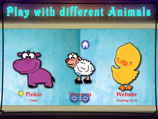 Preschool and Kindergarten Educational Games screenshot 7
