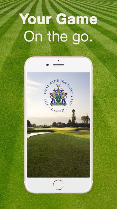 Royal Ashburn Golf Club screenshot 1