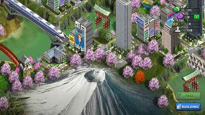 Shinkansen City screenshot 3