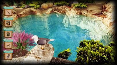 Escape The Island - Hidden Object Game screenshot 1