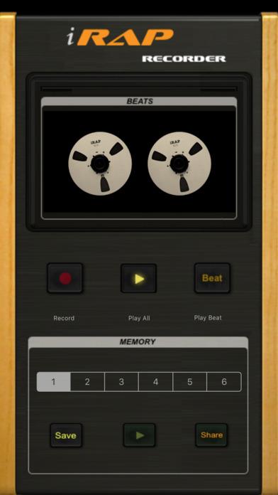 i-Rap Voice Recorder screenshot 3