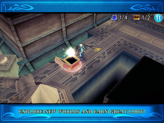 Tales of the Rays screenshot #4