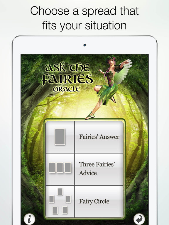 Ask the Fairies Oracle Cards screenshot 10