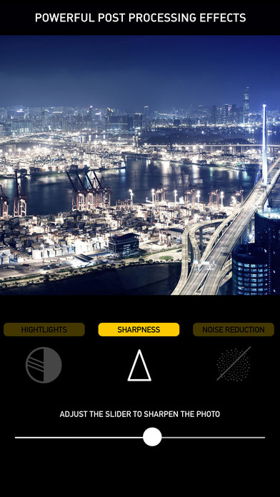 Night Camera Pro — Noise Free Low Light Photo DSLR screenshot 5
