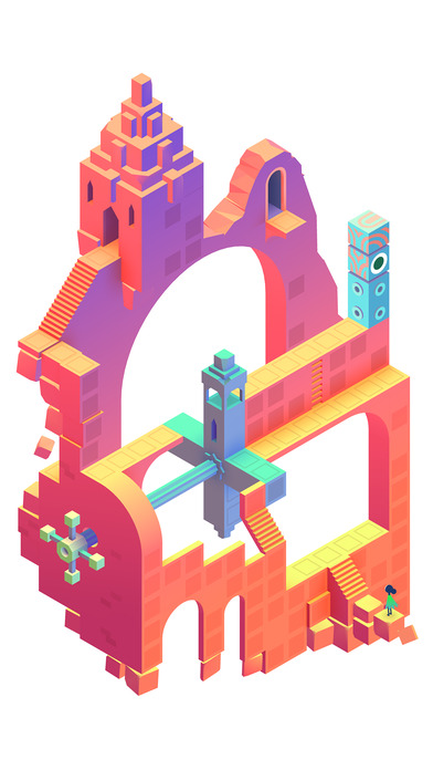Monument Valley 2 screenshot 3