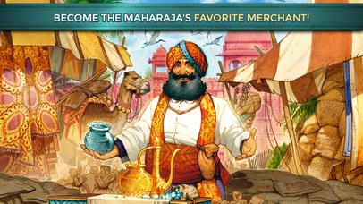 Jaipur: the board game screenshot 1