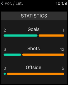 Live Soccer Scores -Skores screenshot 13