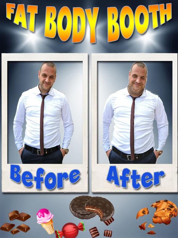 Fat Body Photo FX Booth screenshot 5