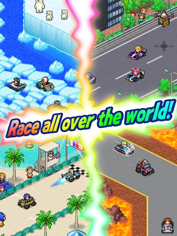 Grand Prix Story2 screenshot 6