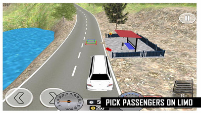 Limo Taxi - Car Service screenshot 2