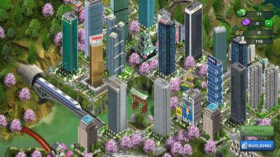 Shinkansen City screenshot 2