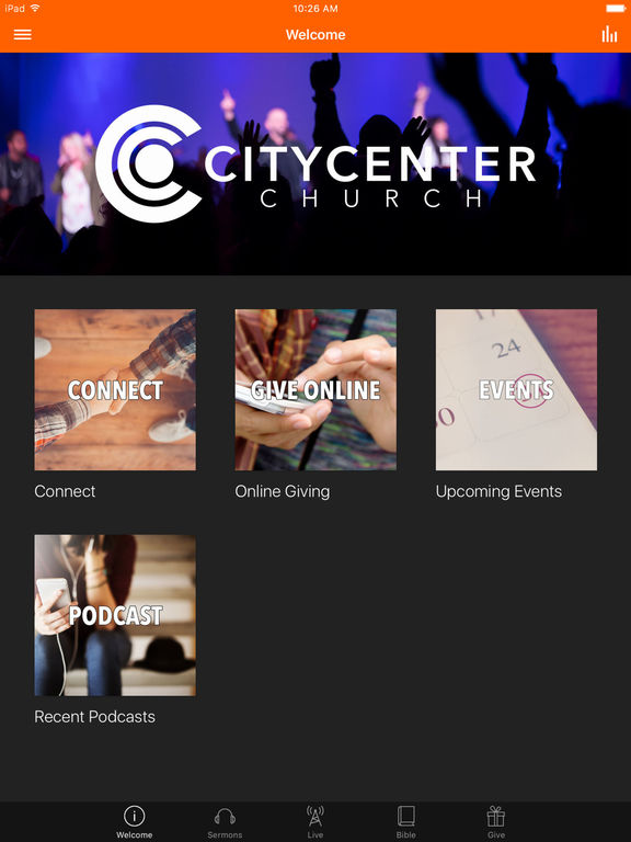 City Center Church App screenshot 4