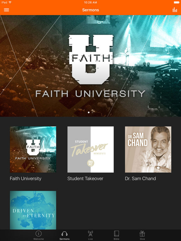 City Center Church App screenshot 5