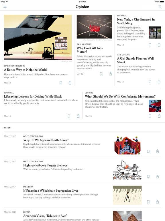 The New York Times screenshot 8