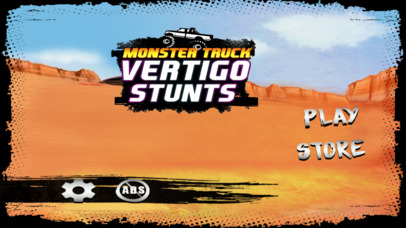 Monster Truck – Vertigo Stunts screenshot 2