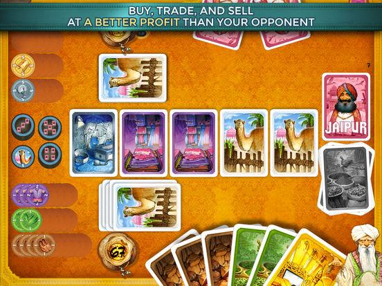 Jaipur: the board game screenshot 7