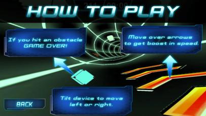 Neon Booster 3D screenshot 2