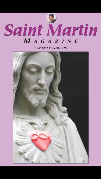 St Martin Magazine screenshot 1
