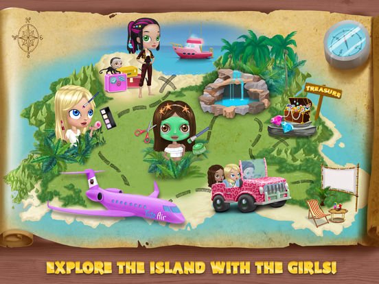 BFF World Trip Hawaii - No Ads screenshot 7