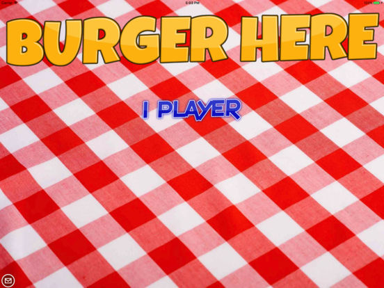 Burger Here screenshot 1