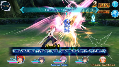 Tales of the Rays screenshot #3