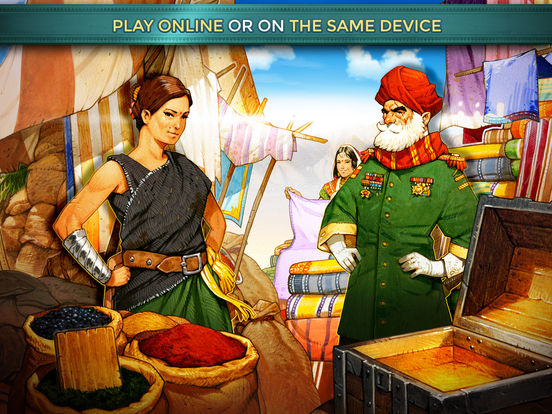 Jaipur: the board game screenshot 8