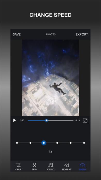 CrVid - Great video editor! screenshot 5