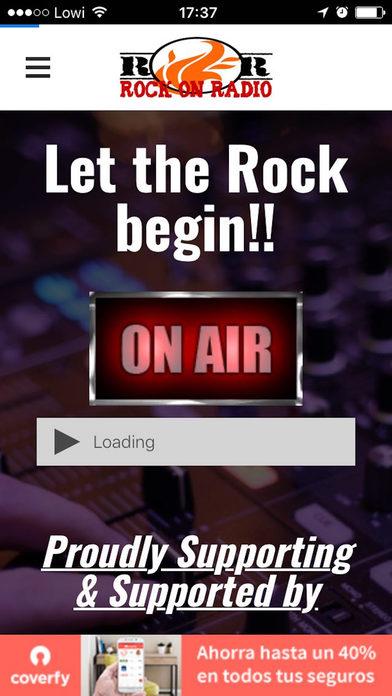Rock On Radio screenshot 4