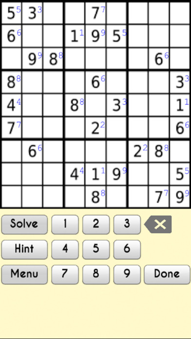 Sudoku Solver :Solve any Sudoku instantly with OCR screenshot 4