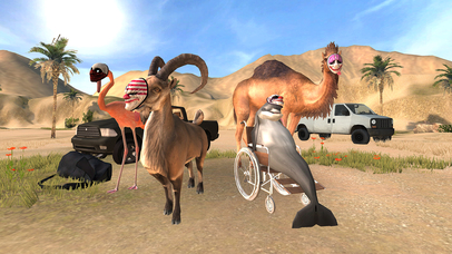 Goat Simulator PAYDAY screenshot 1