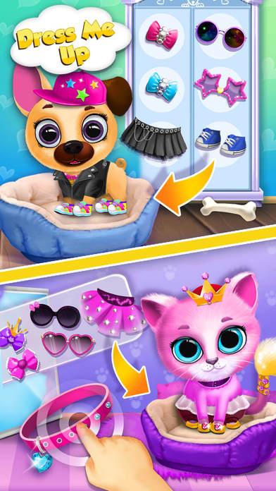 Kiki & Fifi Pet Beauty Salon - No Ads screenshot 5