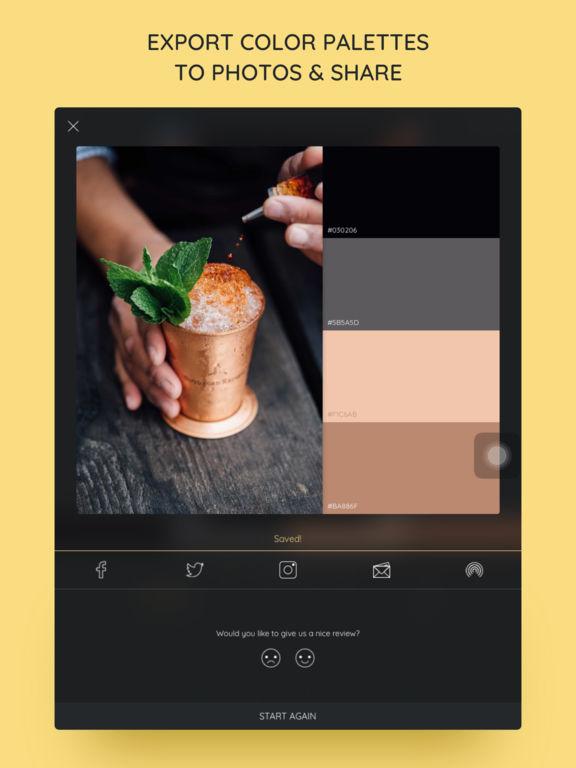 iPalettes - Color palettes screenshot 10