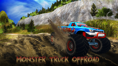 Monster Trucks Offroad Simulator Full screenshot 1