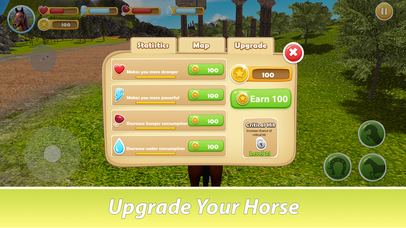 Horse Simulator: Magic Kingdom Full screenshot 4