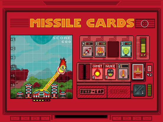 Missile Cards screenshot 6