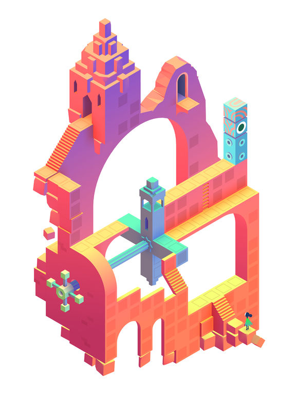 Monument Valley 2 screenshot 8