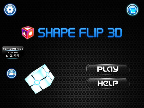 Shape Flip 3D screenshot 7
