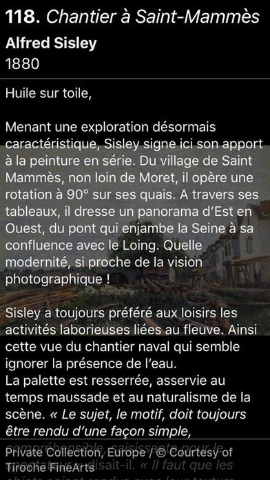 Sisley l'impressionniste screenshot 5