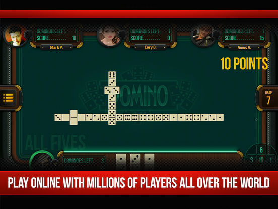 Domino - Dominoes online game screenshot 6