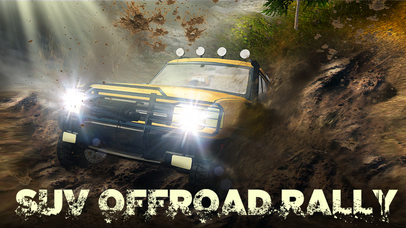 SUV Offroad Rally Full screenshot 1