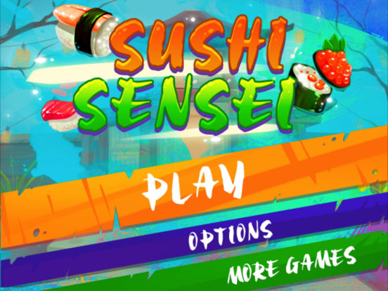 Sushi Sensei #slice screenshot 4