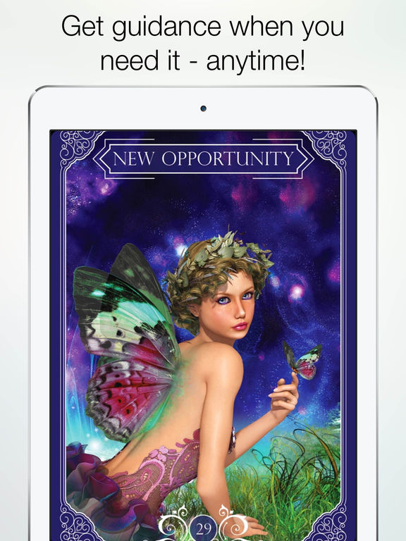 Ask the Fairies Oracle Cards screenshot 8