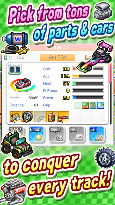 Grand Prix Story2 screenshot 3