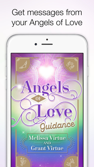 Angels of Love Guidance - Melissa and Grant Virtue screenshot 1