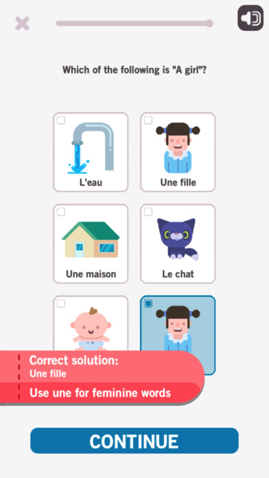 Learn French Basic Skills screenshot 1