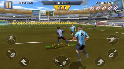 Rugby: Hard Runner screenshot 1