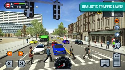 Car Driving School Simulator screenshot 1