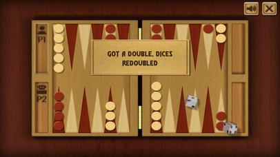 Classic Backgammon screenshot 2