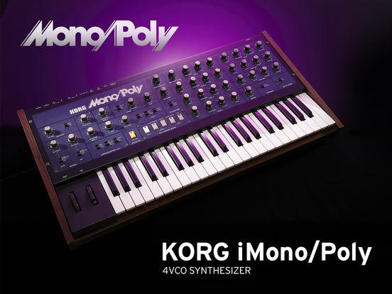 KORG iMono/Poly screenshot 6
